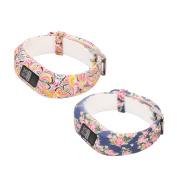 For Vivofit Jr / Jr.2 Straps Replacement,Chofit Colourful Soft Silicone Bands Wristband for Garmin Vivofit Jr / Jr 2