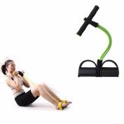 HK Health Pull-up Gut Busting Exerciser Fitness BODY TRIMMER -Ab Shaper, Waist Trimmer, Belly Slimmer & SMILEY Face Magnet
