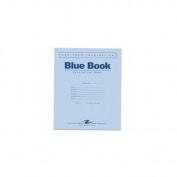 Roaring Spring Paper Products 77514 Exam Book - 500 Per Case