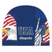 Diapolo USA Lycra Cap Fabric Cap Swimming Cap Swimming Hat Cap