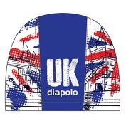 Diapolo United Kingdom Lycra Cap Fabric Cap Swimming Cap Swimming Hat Cap