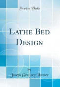 Lathe Bed Design