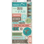 DIY Cardstock Stickers
