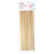 25 Chopsticks for Candy Floss