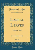 Lasell Leaves, Vol. 24