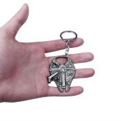 ETGtek 1pcs Star Wars Spaceship Valve Metal Keychain Keyring Spaceship Beer Bottle Opener