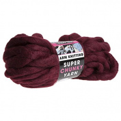 PMS Purple Super Chunky Arm Knitting 12. 5mtr Hank