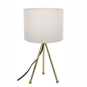 Living & Co Klaudia Table Lamp Tripod Gold