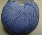 Katia Mississippi cotton/acrylic yarn, 50g - Sky blue