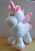 Knitting By Post Stardust Unicorn Toy Knitting Pattern DK