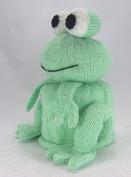 Knitting By Post Bog Frog Toilet Roll Cover Knitting Pattern DK