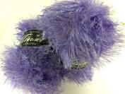TWO BALLS King Cole Glittery Lilac Tinsel Chunky Knitting Yarn Festive Wool