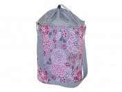 Everything Mary Yarn Drawstring Bag-22cm x 22cm 27cm Crush Print