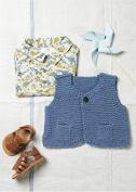 Erika Knight Gossypium Cotton Knitting Pattern Muffin DK