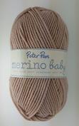 Peter Pan Merino Baby DK 50g 100% Superwash Wool Yarn - 3046 Coral
