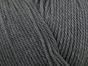 Erika Knight Gossypium Cotton Knitting Yarn DK 502 Mouse - per 50 gramme ball