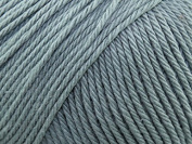 Erika Knight Gossypium Cotton Knitting Yarn DK 504 Iced Gem - per 50 gramme ball
