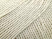 Erika Knight Gossypium Cotton Knitting Yarn DK 500 Milk - per 50 gramme ball