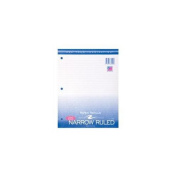 FILLER PAPER 22cm x 28cm NARROW RULED WITH MARGIN