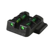 Hi-Viz S & W M & P Shield Interchangeable Rear Sight SKU