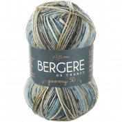 Bergere De France Goomy Yarn, Multi-Colour, 15.24 x 6.35 x 6.35 cm