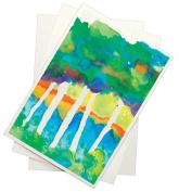 Sax 41kg Watercolour Paper, White, Ream of 500 Sheets