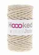 HOOOKED Natural Jute, Vanilla Cream, 45 m