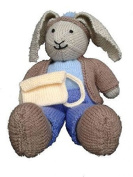 Knitting By Post Rambling Rabbit Toy Knitting Pattern DK