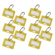 HMF 1800-06 Key Fob, Key Chain , yellow