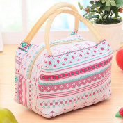 Wanshop® Lunch Boxes for You Fashion portable practical Thermal Insulated Tote Picnic Lunch Cool Bag Cooler Box Handbag Pouch
