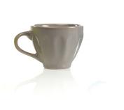 IMPULSE! 7712-4 Montparnasse Espresso Cups Ceramic, Grey