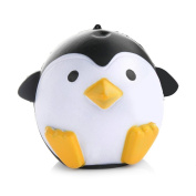 Squishies Slow Rising Jumbo Penguin Soft Kawaii Cute Memory Foam Simulation Animal Stress Anxiety Relief Toys Cellphone Key Chain Pendant Squeeze Gift