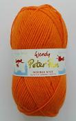 Peter Pan DOUBLE KNITTING DK Yarn/WoolG YARN - 50g 0935 Pumpkin