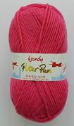 Peter Pan DOUBLE KNITTING DK Yarn/WoolG YARN - 50g 0933 Raspberry