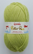 Peter Pan DOUBLE KNITTING DK Yarn/WoolG YARN - 50g 0922 Pistachio