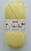 Peter Pan DOUBLE KNITTING DK Yarn/WoolG YARN - 50g 0918 Daisy