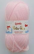 Peter Pan DOUBLE KNITTING DK Yarn/WoolG YARN - 50g 0305 Baby Pink