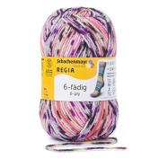 Regia 9801629 08078 Hand Knitting Yarn Wool, Iceland, 18 x 9 x 9 cm, wool, virtuell, 13 x 5 x 5 cm
