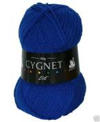 Cygnet DK Double Knitting Acrylic Yarn / Wool 100g - 133 ROYAL by Cygnet
