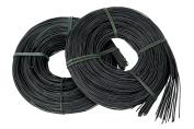 Steingaesser 01800 00 1900 Wicker Rattan Approx. 200 g/1.75 mm, black, 30 x 30 x 0,0175 cm