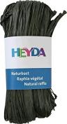 Heyda Bast 204887789 / 50 g 30 M Black