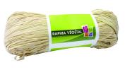 Natural Coloured Plant Raffia 50g Skein, Creative Ideas