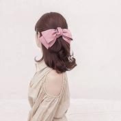 HuaYang Korean Fashion 2 Layers Big Bowknot Hairpin Hair Barrettes