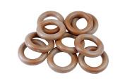 """Proops Macrame Rings, 38 mm 1 1/2"""", Pack of 10. (S7331) Free UK Postage"""