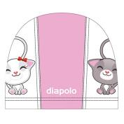 Diapolo Cats Lycra Cap Fabric Cap Swimming Cap Swimming Hat Cap