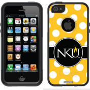 Northern Kentucky Polka Dots Design on OtterBox Commuter Series Case for Apple iPhone 5/5s