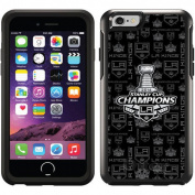 L.A. Kings Stanley Cup Champions '14 Design on OtterBox Symmetry Series Case for Apple iPhone 6