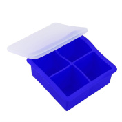 Gaddrt Novelty Silicone Diy Mould Chocolate Jello Mould Mould Ice Cube Tray Tool freeze Maker -Makes Perfect Ice Cubes Keep Your Drink Cooled
