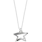 Necklace Comete Fantasie di diamanti