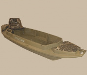 2000 Series Beavertail 400091 Stealth Marsh Brown Duck Hunting Boat